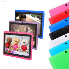 "8 Colors 7"" A33 Android Quad Core Dual Camera 8GB Tablet PC WiFi Bluetooth UK"