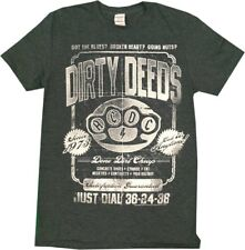 AC/DC Dirty Deeds Unisex Official Tee Shirt Brand New Various Sizes Angus Young