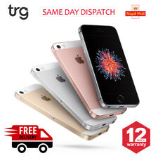 Apple iPhone SE 16GB 32GB 64GB 128GB. Unlocked All Colours (No Touch ID)