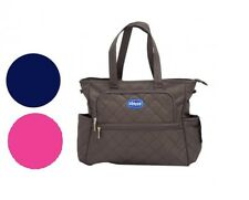 2e0f7828a09d1 Baby Chicco Nappy Changing Bag Diaper Bags with Changing Mat Bottle Holder