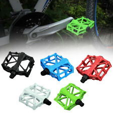 C74E 2017 Hot 5colors Bicycle Pedals Inch Aluminium alloy Bike Platform Pedals