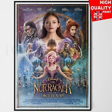 The Nutcracker and the Four Realms Movie Poster Art Print | A4 A3 A2 A1 |