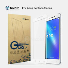 Tempered Glass For Asus Zenfone 3 Max Screen Protectors Black Gold Cases Sale