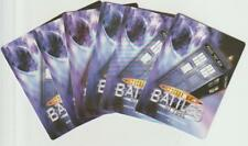 Doctor Who - Battles in Time CCG - Ultra, Super, Rares cards - English