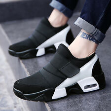 Mens Basketball Shoes Casual Sport Athletic Sneakers Breathable Training Trainer