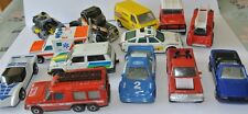 Matchbox 1970 - 1987 die cast cars lorries vehicles Fire Police Ford Land rover