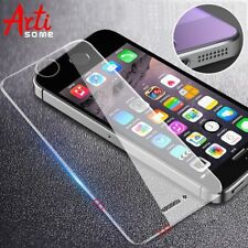 Tempered Glass For iPhone 5S 5 SE 5C Screen Protector HD 9H Anti Blue Film Cases