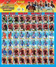 ADRENALYN XL 2017-18 2017 2018 - CARD  BASE - MILAN NAPOLI ROMA