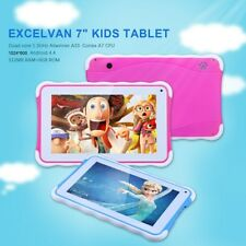 Excelvan Bambini Tablet Pc Android 4.4 Duad Core 8GB Rom Doppia Camera 3G Wi-Fi