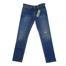 Levi's 511 Mens Zip Fly Genuine Slim Fit Denim Jeans Rowdy Creek Blue 04511-1808