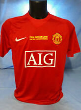 Manchester United Maglia Finale Champions League 2008 Jersey Home MOSCOW 2008