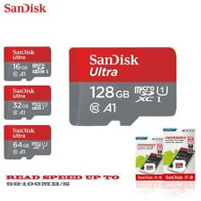 SanDisk micro sd 128GB 64GB 32GB 16GB 98mb/s TF usb flash memory card microsd