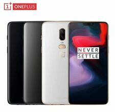 OnePlus 6 Oneplus6 1+6 OP6 Smartphone A6000