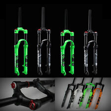 2018 Mountain Bicycle MTB Bike Front Forks Air Suspension Forks For 26''/ 27.5''