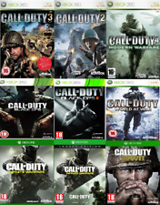 Call Of Duty PS3 PS4 Xbox One/360 Bundle! Mint Condition Same Day Dispatch F/F