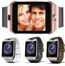 DZ09 Smart Phone Watch & Camera Bluetooth For Android & Apple Samsung HTC iOS UK