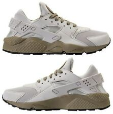 NIKE AIR HUARACHE RUN MEN's RUNNING LIGHT BONE - NEUTRAL OLIVE AUTHENTIC NEW SZ