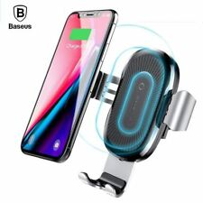 Car Holder Wireless Charger Mobile Phone Holder 10W Fast Wireless Car Charger