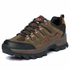 Men's Hiking Outdoor Trail Trekking Sneakers Breathable Mountain Climbing Shoes