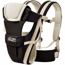 Breathable Multifunctional Front Facing Baby Carrier Infant Comfortable Sling