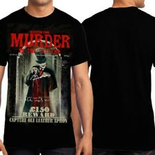 Knd Mata Jack The Ripper Asesino Whitechapel Londres Horror Camiseta Hombre