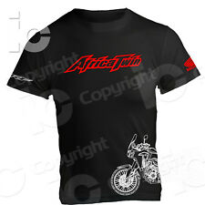 Camiseta Africa Twin Honda Legend CRF Hombre Mujer enduro strada DTC