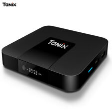 Tanix TX3 Mini TV Box S905W 2.4GHz WiFi Android 7.1 2/1+ 8/16GROM Support4K noir