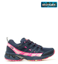 + 8000 - Zapatillas trekking / hiking Topar marino, fucsia -Membrana waterproof