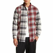Topman Hombre Mix And Match Cuadros Casual Corte Normal Camisa
