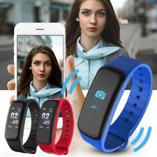 C1 Bluetooth Smart Braccialetto IP67 Impermeabile Cardiofrequenzimetro per