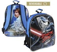 Mochila Escolar Reversible de Star Wars 31x38x13 cm