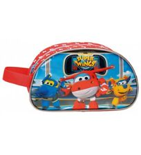 Super Wings - Neceser adaptable a trolley Super Wings Control -24.. Niños