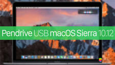 Lion Mavericks Yosemite Elcapitan Sierra Pendrive16gbUSB mac installer originale