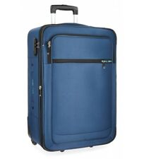 Roll Road - Maleta mediana Roll Road Time -44x65x26cm- Azul Marin..
