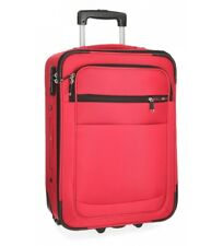 Roll Road - Maleta de cabina Roll Road Time -39x55x20cm- Roja  Rojo Casual