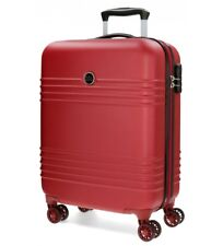 Roll Road - Maleta de cabina Roll Road India -40x55x20cm- Roja  Rojo Casual
