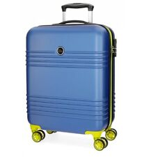Roll Road - Maleta de cabina Roll Road India -40x55x20cm- Azul  Casual