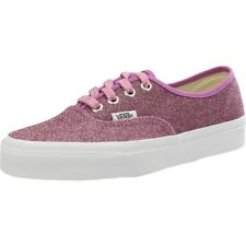 Vans UA Authentic Rosa Lurex Glitter Adulto Entrenadores Zapatos