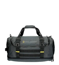 National Geographic - Bolsa de viaje Expedition kaki -55x27x38,5 cm- Negro