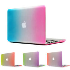 """Hard Rubberized Slim Case+Keyboard Cover For Macbook PRO 13"""" A1278 (With CD-ROM)"""