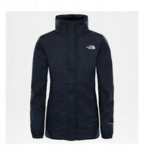 The North Face - Parka resolve marino Mujer/chica Negro Gris Deportivo Outdoor