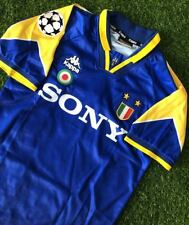 Juventus  Maglia Finale Champions Roma 1996 Jersey Home Final Champions 96