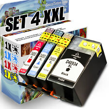 4x Cartuchos para hp 934 XL + 935 Officejet pro 6230 6820 6830c 6800 Series