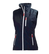 Helly Hansen - Chaleco W Crew marino -Helly Tech® Protection- Azul Casual