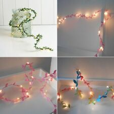 Warm White Christmas Fairy String Lights Wedding  Party Outdoor Decor Lamp