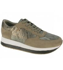 Beppi - Zapatillas casual taupe Mujer/chica Marrón Tela Sintético Plano