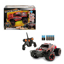 Dickie Toys Remote Control 2.4 GHz R/C Red Titan 4x4 Truck