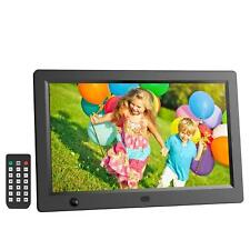 Digital Photo Frame, 10.1 Inch HD LCD Video Digital Picture Frame Commercial