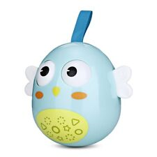 New Baby Rattle Bird Tumbler Doll Sweet Bell Sound Music Educational Kids Toy