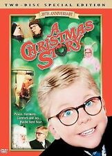 Brand New A Christmas Story (DVD, 2003, 2-Disc Set, Special Edition) Brand New